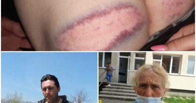 """Dorica, """"ma bătut astăzi Ciolea cu un furtun, din cap până în picioare sunt vânată"""". / VIDEO"""