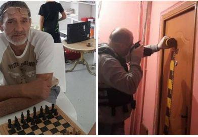 Gabor Vasile, a intrat în casă peste patru copii minori și a lovit ușa cu pumnii și picioarele
