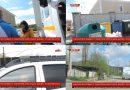 Supercom face campanie în orașul Petrila pentru imagine, gunoaiele trec prin fața ochilor/VIDEO