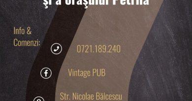 Livrare gratuită pe raza municipiului Petroșani și a orașului Petrila