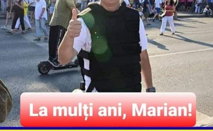 La mulți ani, Ceausescu Marian !