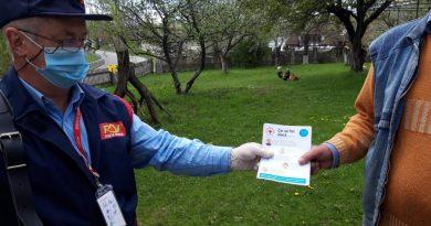 UNICEF şi Poşta Română, parteneriat pentru distribuirea de materiale informative pentru prevenirea răspândirii COVID-19