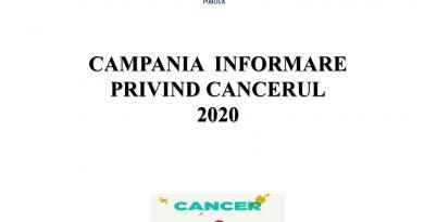 Corespondenții de presă / CANCERUL