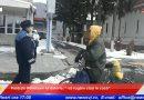 """Polițiștii Petroșani la datorie, """" vă rugăm stați în casă"""". / VIDEO"""