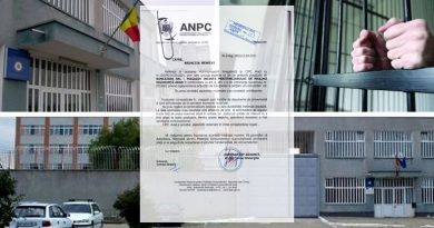 Penitenciarul Arad. Agentul Economic a fost sancționat de ANPC